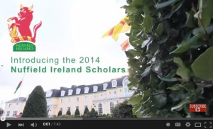 Introducing the 2014 Nuffield Scholars