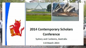 Nuffield Conference 2014