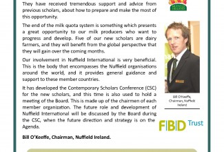 Nuffield Ireland Newsletter Feb 2015